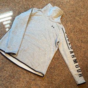EUC Men's UA pullover Sz M Sweatshirt